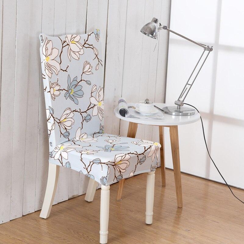 color impreso stretch silla de comedor restaurante para bodas banquete plegable silla del hotel cubierta