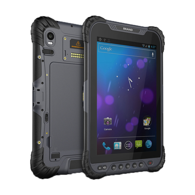 8 Inch Android 7 0 Ip67 Rugged Tablets Battery Removable Tablet Pc