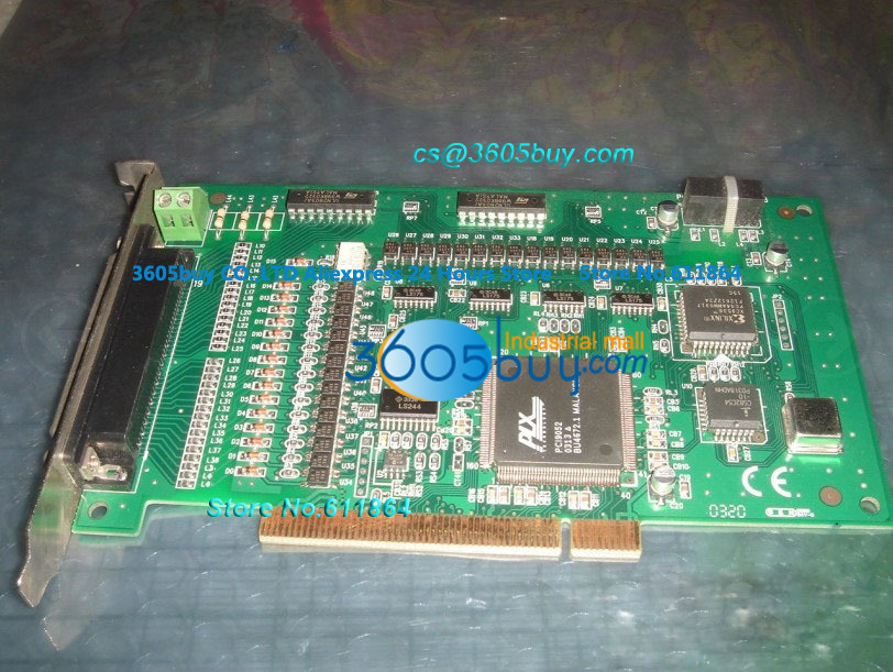 PCI-1750 100% tested perfect quality 32 Road Isolation Digital Quantity Counter Collecting Board