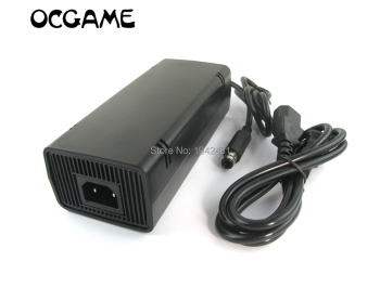 ChengChengDianWan 6pcs/lot high quality AC Power Adapter for Xbox360e power supply for xbox360E xbox 360e