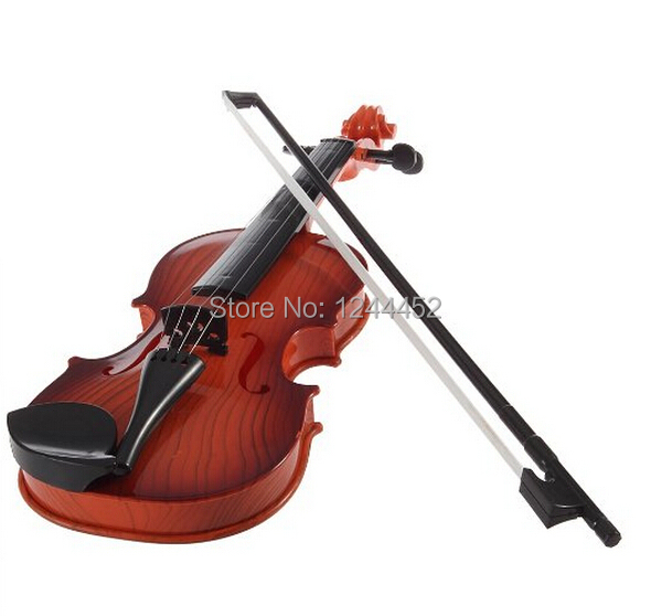 Rocking Guitar Violin music box Clockwork type music box Gift for birthday