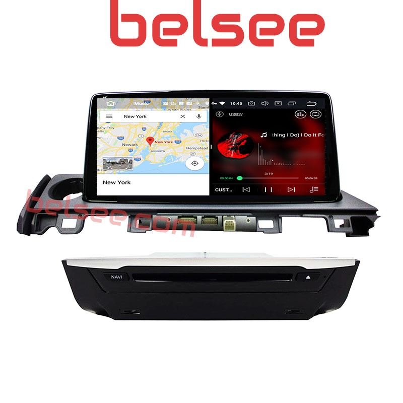 Belsee for <font><b>Mazda</b></font> <font><b>6</b></font> 2013-2018 10.25