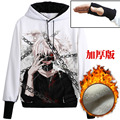 Christmas Sweatshirts Anime Tokyo ghouls Hoodie Long Sleeve Cosplay Unisex Coat