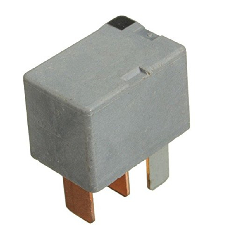 Grey D/C 12V Automotive Relay Switches <font><b>Air</b></font> <font><b>Conditioning</b></font> Beam Light Fuel Pump Relay for <font><b>Toyota</b></font> or for Lexus OEM 90987- 02028