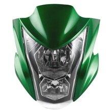 Motorcycle Headlight Fairing Light Lamp Cowling For Kawasaki ER6N 2012-2015 2013 2014