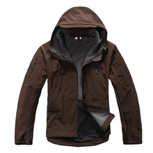 Lurker Shark Skin Soft Shell TAD V5.0 Military Tactical Jacket Waterproof Windproof Hunt Camouflage Army Clothing