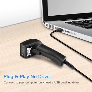 Image 3 - Eyoyo EY 006Y 2D barkod tarayıcı taşınabilir kablolu 1D 2D USB barkod okuyucu QR kod tarayıcı leitor de codigo de barra escaneador