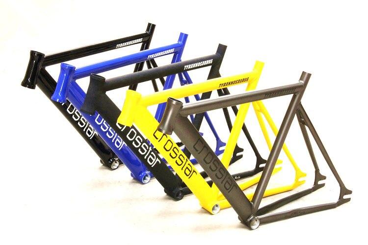 Crosstar tyrans T2 фиксированной Шестерни велосипед городской трек велосипед fixie H плюс сына Колёса Gran конкуренция концентратора thickslick шин