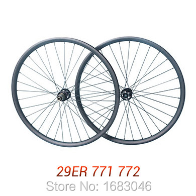 Low Price Mtb 29 Carbon Wheelset Full Carbon Mtb Bike