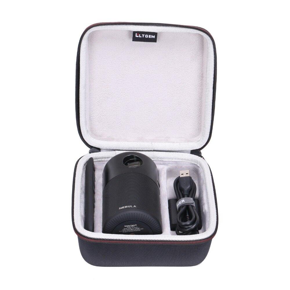 Жесткий чехол LTGEM EVA для капсул Nebula, умный мини-проектор, дорожная Защитная сумка для хранения