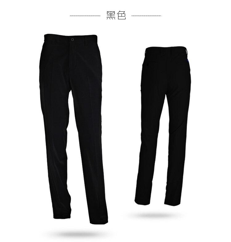 PGM New Men Golf Pants Velvet Warm Long Trousers Golf Clothing TITLEI Quick-dry Autumn & Winter Sports Pantalon Pant Plus XXXL