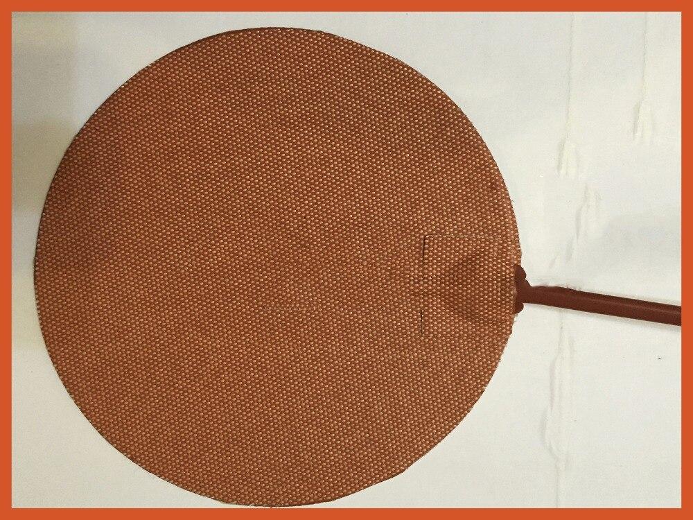 rotondo 450 mm 24v 400 w silicone riscaldatore letto per kossel pro stampante 3d installare 3m adhesive silicone heater pad/mat rotondo 240 mm 24 v 200 w silicone riscaldatore letto per kossel pro stampante 3d installare 3m nastro band heater electric heat