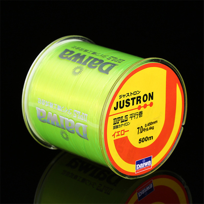 500m Strong Quality Nylon Fishing Line Monofilament 2LB 4LB 6LB 8LB 10LB 12LB 16LB 20LB 25LB 30LB 35LB-in Fishing Lines from Sports & Entertainment on AliExpress