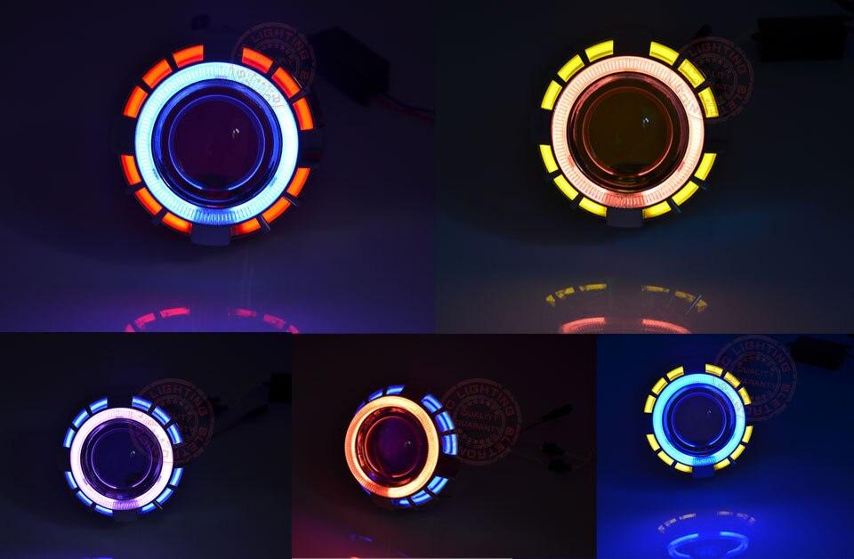 Κιτ φακών προβολής με βιντεοκάμερα 3.0 - Φώτα αυτοκινήτων - Φωτογραφία 3