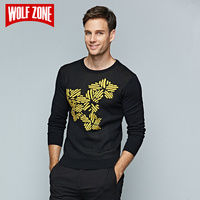 Hot Sale Casual Knitted Sweater Men Winter Business Dress Brand Clothing O Neck Long Sleeve Pullovers