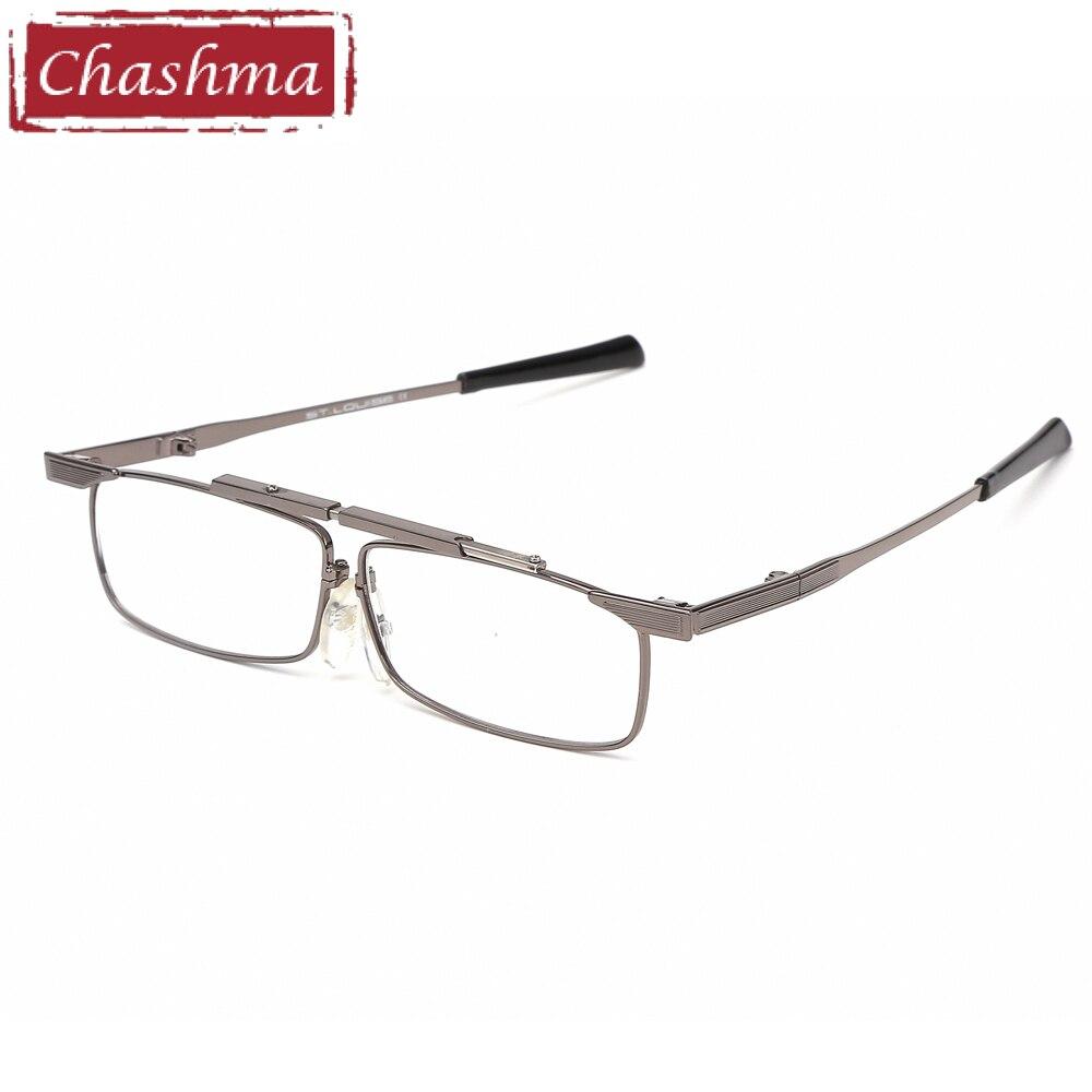 ee1db594f8 Chashma nueva de moda de Corea gafas de titanio mujeres miopía espectáculo  marcos