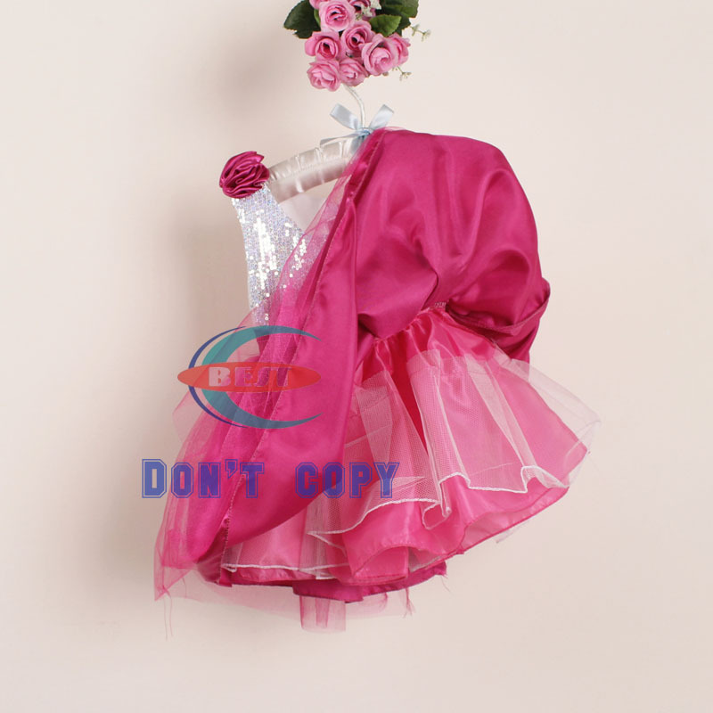 Hot Sale 0 4T Floral Baby Girl Part Dress Princess Summer Girl ...