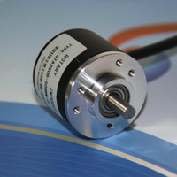 Incremental Photoelectric Rotary Encoder 400 600 360 Pulse Line AB Two Phase 5 24V