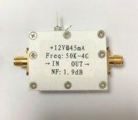 50 k 4g LNA Low Noise  High Gain  25DB@0.8G High Gain Vlakheid RF Versterker-in Air conditioner onderdelen van Huishoudelijk Apparatuur op