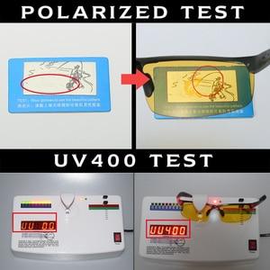 Image 4 - Óculos de sol masculino polarizado fotocrômico, óculos de sol masculino esportivo, polarizado, fotocrômico, tendência de alumínio uv400