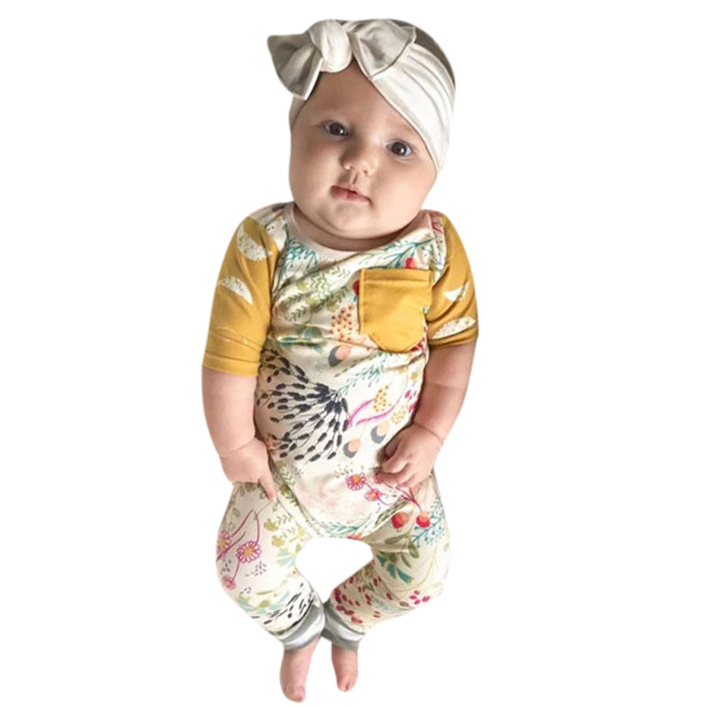 ded8f0da0 Detail Feedback Questions about Telotuny summer spring Baby Romper ...
