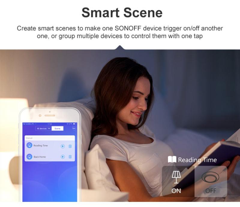 SONOFF Basic R3 wifi