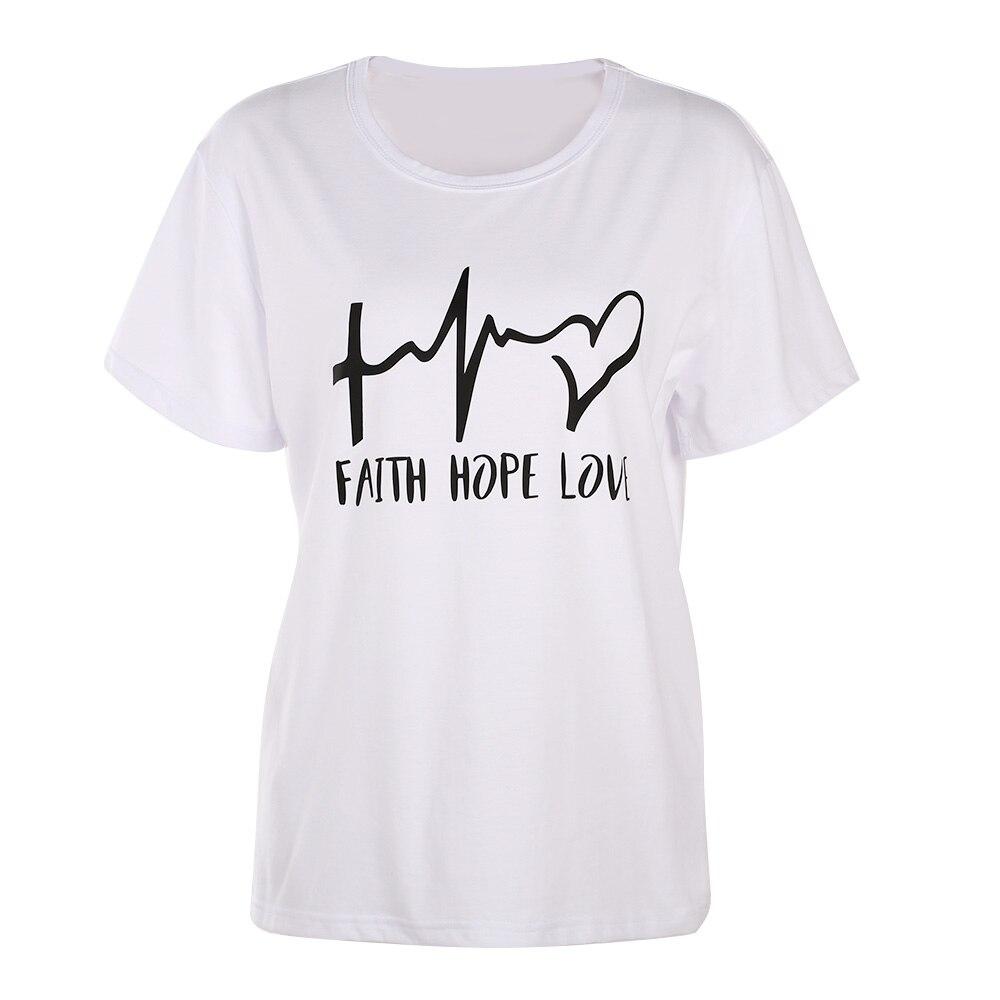Sleeve Faith T Shirt 9