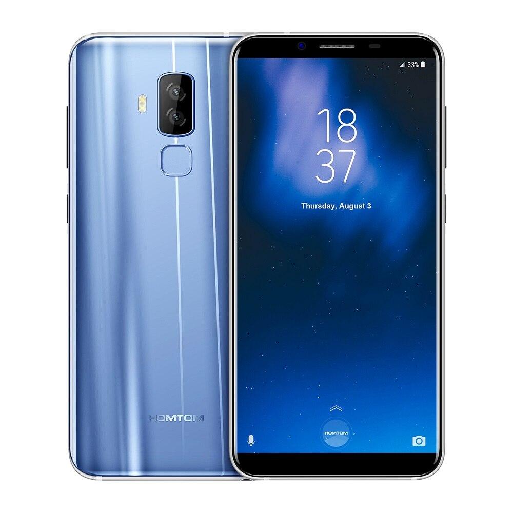 Оригинальный HOMTOM S8 4 г смартфон 1,5 ГГц Octa Core 5,7 дюймов MTK6750T Smart жест сканер пальца 4 ГБ Оперативная память 64 ГБ Встроенная память 16.0MP + 5.0MP