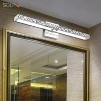 SOLFART lamp sconce bathroom wall lights led vanity lights makeup cabinet Mirror front lamp light bathroom light fixtures