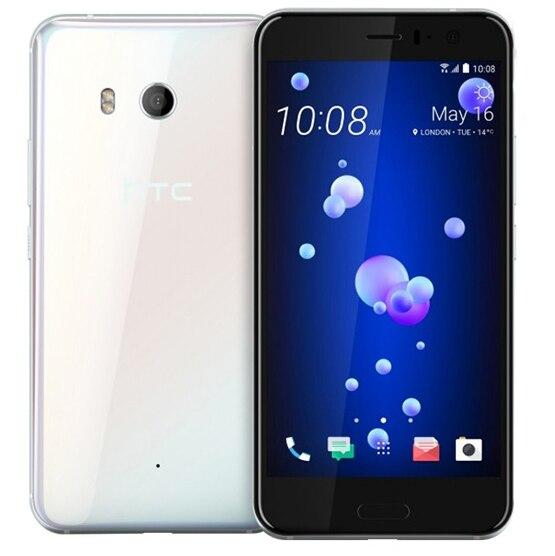 "HTC U11 Original Unlocked GSM 3G 4G Android Mobile Phone Octa Core 5.5"" 12MP&16MP WIFI GPS 4GB RAM 64GB ROM Fingerprint NFC 1"