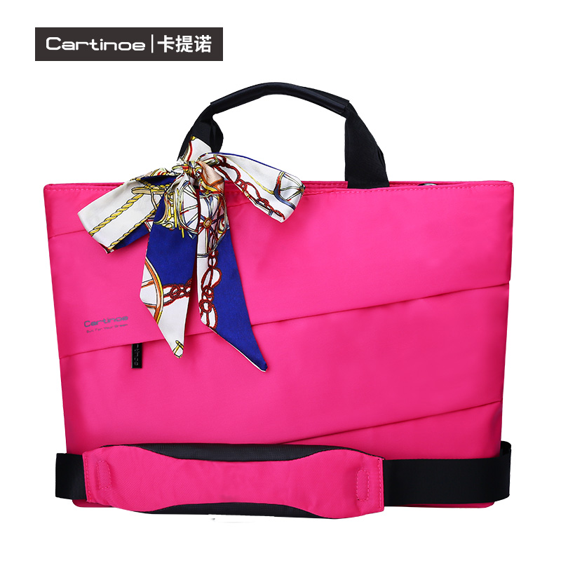 Cartinoe Waterproof Handbag Laptop Sleeve Tablet PC Case Cover Protective bag 14 15  shoulder bags For Macbook Air Pro Retina