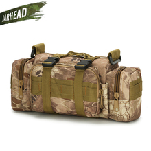 Waist-Bag Multifunction Hunter Military Hiking Tactical Outdoor Camouflage Camping Sport