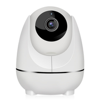 Wireless Video Baby Nanny Monitor 1080P wifi 2 way audio smart PT camera with motion detection Security IP Camera
