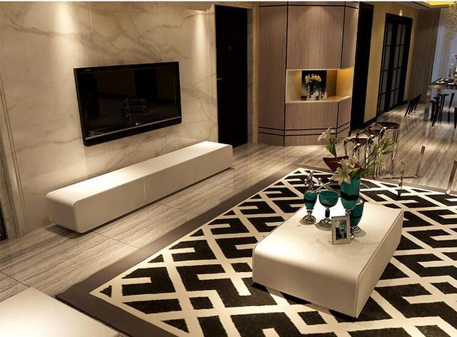US $400.0 |Tavolino combinazione di semplice ed elegante e moderno mobili  piccolo appartamento composto da soggiorno tavolino pianoforte lacca in ...
