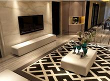 coffee table combination of simple and stylish modern furniture small apartment living room coffee table piano lacquer