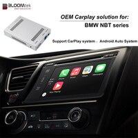 Aftermarket OEM Apple Carplay Android Auto Upgrade для BMW 1/2/3/4/5/7 серии X1 X3 X5 X6 MINI с НБТ системы carplay smart box