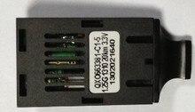 UM Novo 155 M 100 MHz Módulo Óptico 1310nm5V 20 km SC Interface 1*9 Único Dual Mode Fiber