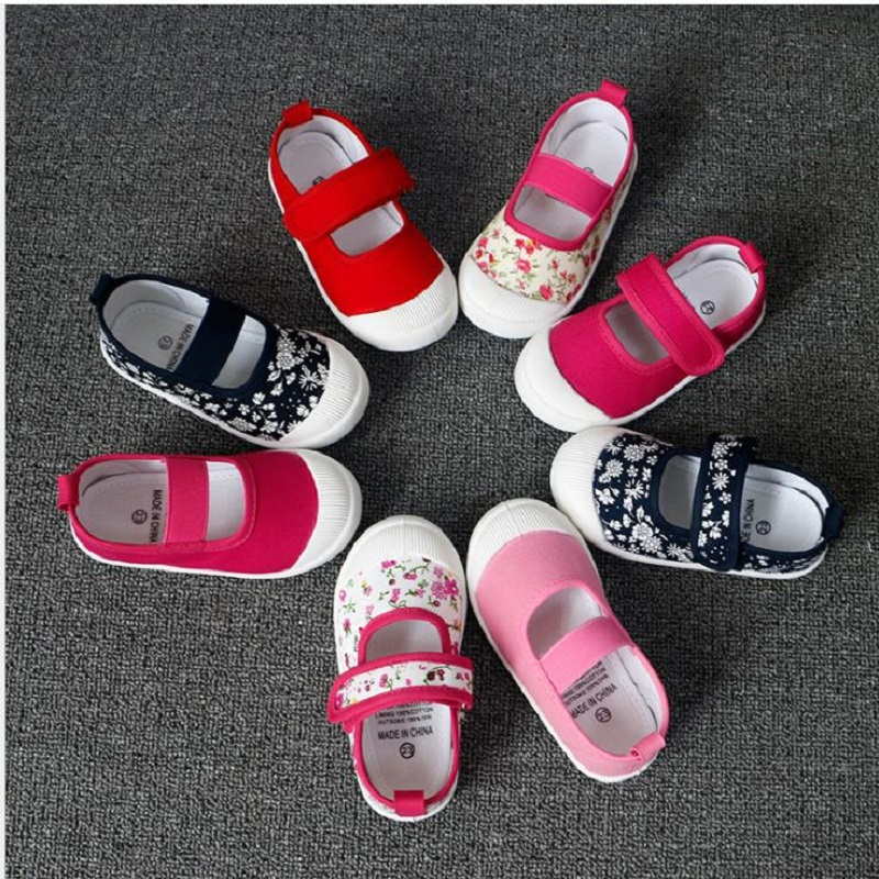 NICBUY Hot Stripe fashion Children Shoes Casual Canvas Shoes For Girls trainer Boys tenis Kids Fashion Flats  Baby sneaker