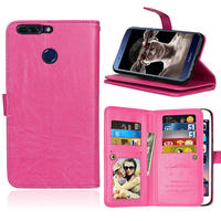 Wallet Case For Huawei Honor 8 Pro 5 7 Inch Leather Flip Cover For Huawei Honor