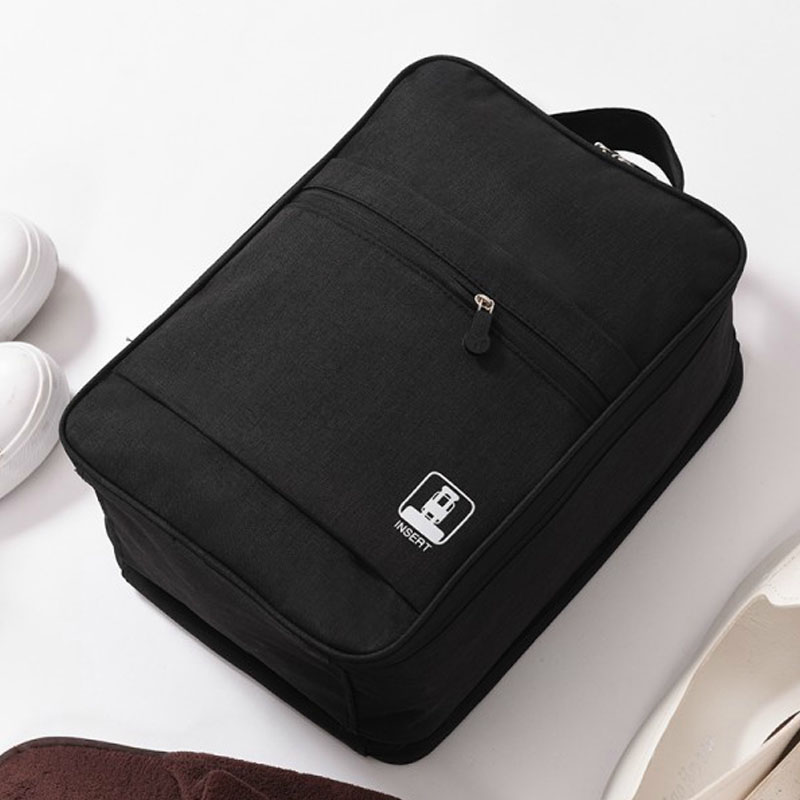 Portable Dust Proof Shoes Bag Waterproof Travel Sock Sneaker Sorting Organizers Slippers Pouch travel organizer storage bag New Shoe Bags
