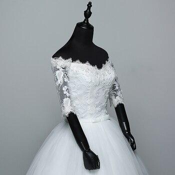Brides Lace Wedding Gowns