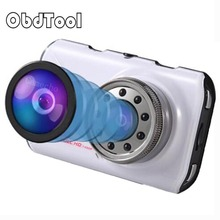 Discount! OBDTOOL 3.0 INCH Car DVR Camera FH05 Dashcam Full HD 1080P Wide Angle