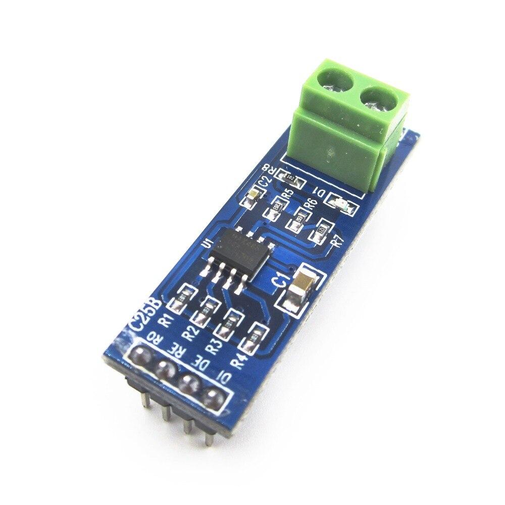 Max485 модуль, rs485 модуль, TTL поворота RS-485 модуль, аксессуары развития MCU для Arduino ...