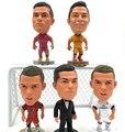 6.5 cm Madrid CR7 Cristiano Ronaldo Figura Camisa De Futebol Portugal Ronaldo CR7 Real 2016 Brinquedo