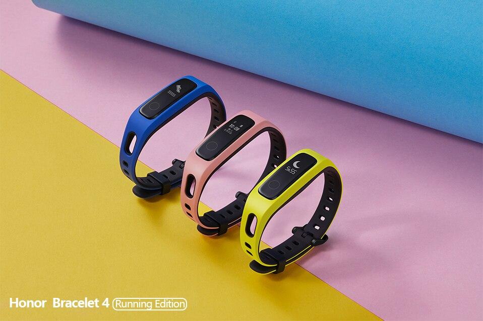 Presale Original Huawei Honor Band 4 Running Version Touchscreen Smart Wristband (2)