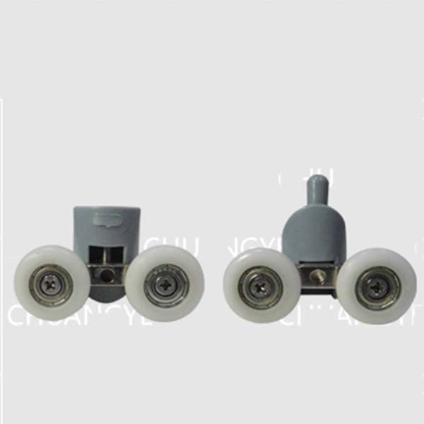 2017 sliding door Pulley accessories Glass Shower Door Rollers KF266(China) & Online Get Cheap Sliding Doors Accessories -Aliexpress.com ... Pezcame.Com