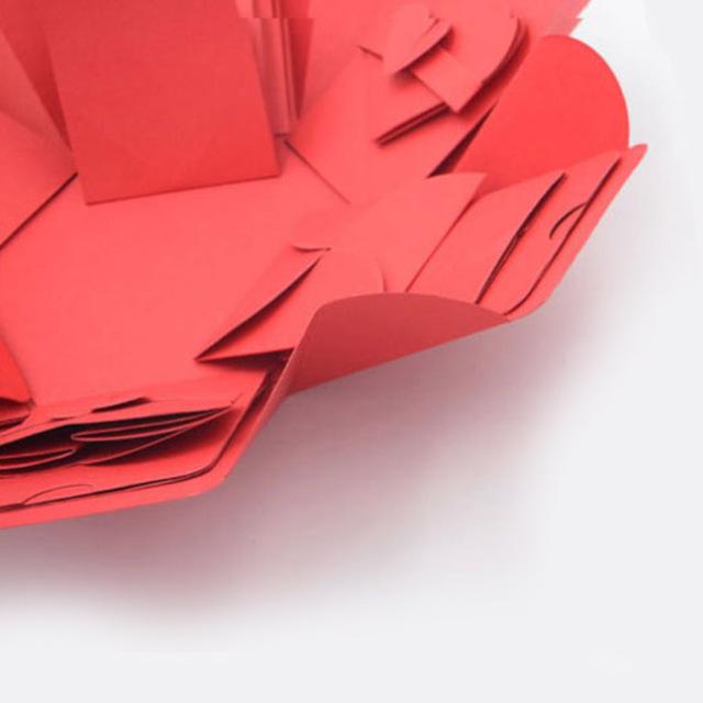 DIY Explosion Box Valentine's Day Propose Love Surprise Gift Box