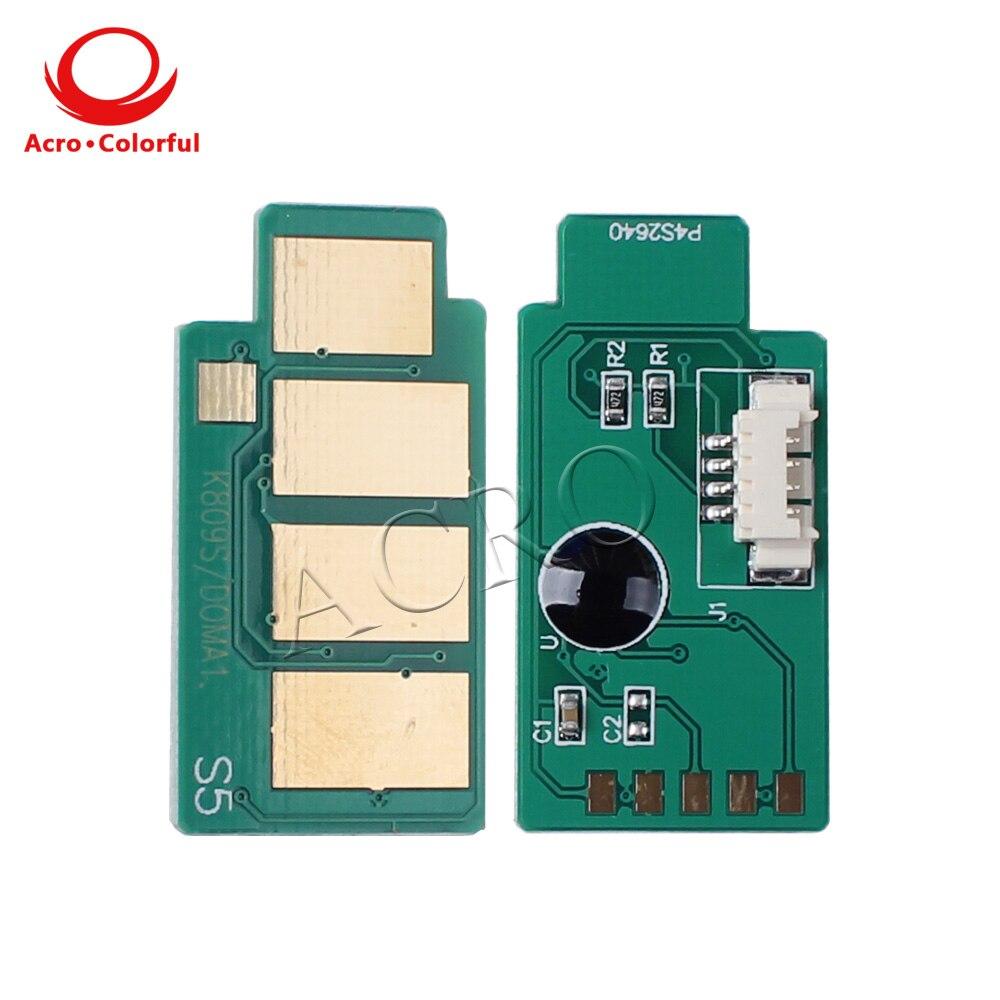 CLT-K809S CLT-C809S CLT-M809S CLT-Y809S chip de Toner para Samsung CLX-9201ND 9201NA 9251ND 9251NA 9301NA cartucho de impressora a laser