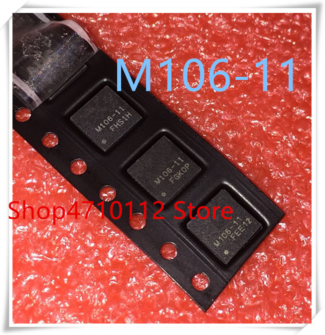 NEW 1PCS/LOT AUO M106-11 AUO-M106-11 M106 11 QFN-40 IC