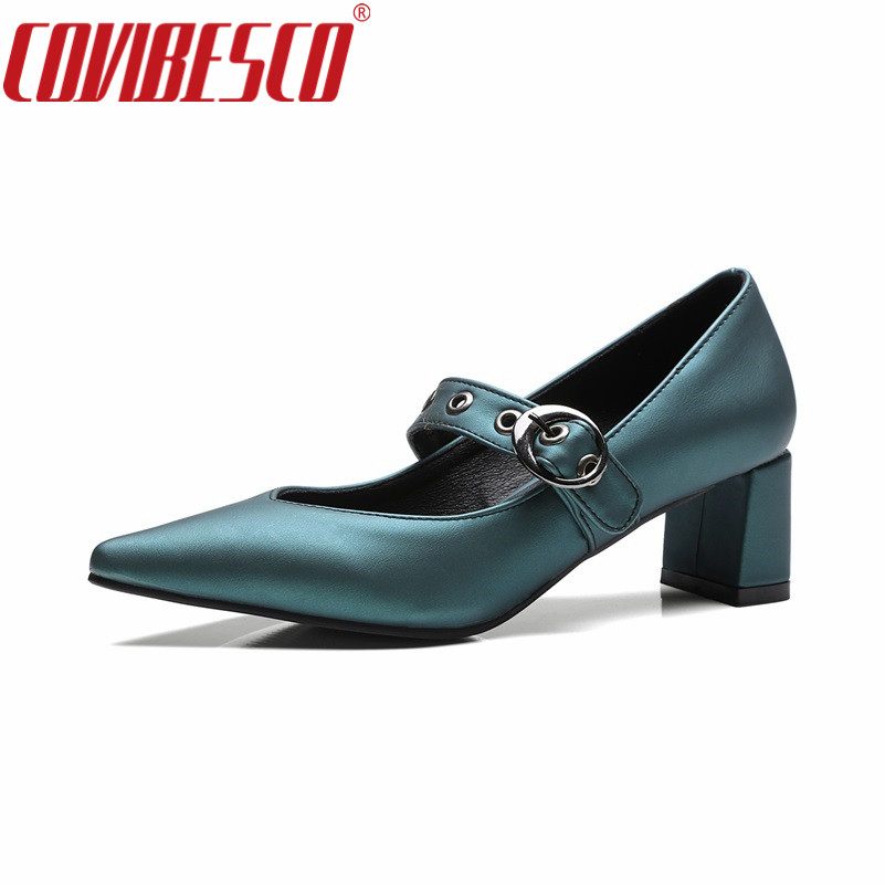 COVIBESCO Women Rivets Pumps Fashion Pointed Toe Stiletto High Heels Shoes Spring Summer Wedding Shoes Woman Black Party Pumps new spring summer women pumps fashion pointed toe high heels shoes woman party wedding ladies shoes leopard pu leather